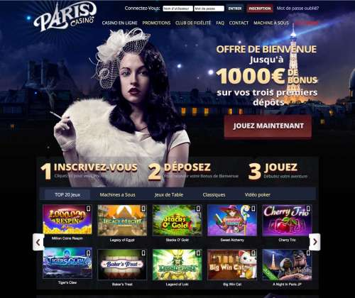 avis paris casino